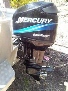Mercury outboard 90hp optimax Carindale Brisbane South East Preview