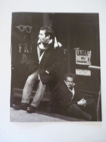 Simon & Garfunkel Single Side Coffee Table Book Photo Page 9x11