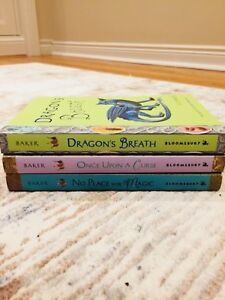 3 books - The Frog Princess books by E. D. Baker (3 for $8)
