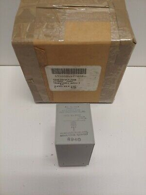 New Mil-spec Freed Audio Frequency Transformer 34067 13484 Tf4rx30yy