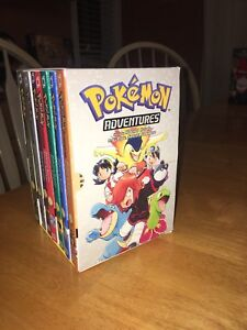 POKÉMON ADVENTURES-Gold and Silver Box Set
