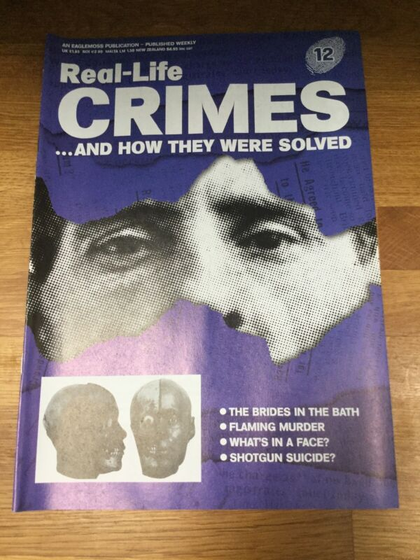 REAL+LIFE+CRIMES+AND+HOW+THEY+WERE+SOLVED+-+Issue+12