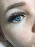 Eyelash Extensions and Microblading SALE!