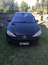 2003 Peugeot 206 XT 5DR Hatchback Manual 1.6 MPI Petrol Rowville Knox Area Preview