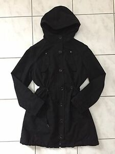 *Gently Used* ESPRIT (Fall/Winter/Spring) Cotton Parka Black 14