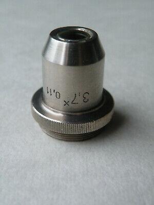 Lomo Objective 37x 011 Microscope Zeiss