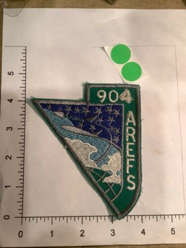 U.S.A.F. VINTAGE 904th AIR REFUELING SQUADRON  PATCH