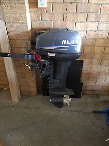 Yamaha 15hp Mannering Park Wyong Area Preview