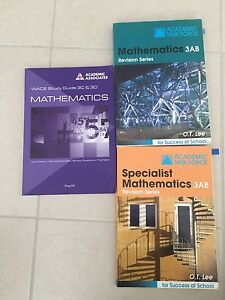 Mathematics textbook 3ab and 3c 3d year 11/12 Coolbellup Cockburn Area Preview