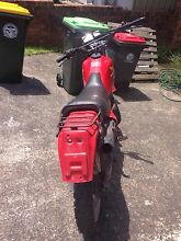 Honda xlx250r road trail 1983 mint condition Kellyville The Hills District Preview
