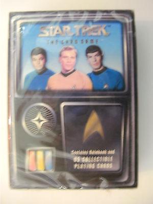 STAR TREK Starter Deck The Trading Card Game 65 Karten! ENGLISCH!