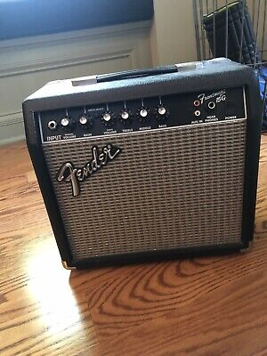 Fender Frontman 15G 15 watt Guitar Amp with Cable