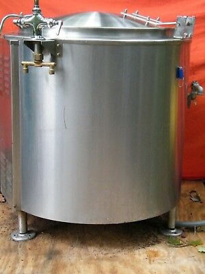 Nice Groen Steam Jacket 40 Gallon Electric Restaurant Kettle Ee-40 -can Deliver