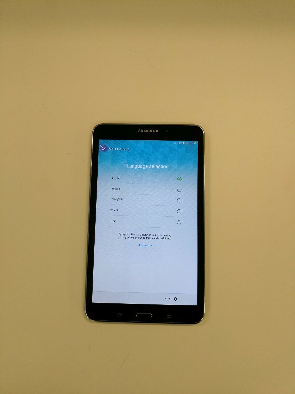 Samsung Galaxy Tab 4 8.0 SM-T337V 16GB Wi-Fi + 4G Verizon Wireless Tablet