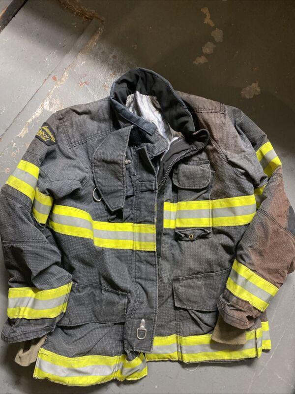 firefighter turnout gear jacket