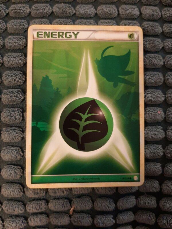 75//83 Common NM Pokemon Generations 6x Grass Energy