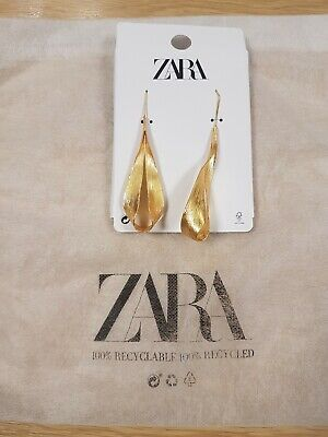Zara earrings new
