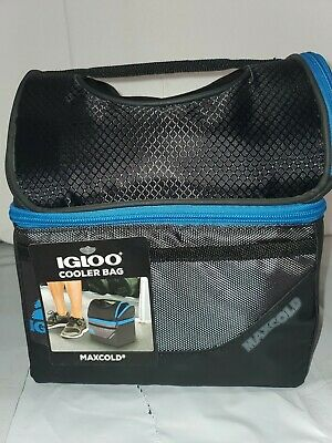 Igloo Cold Gripper 9 Dual Compartment Lunch Bag (26B)
