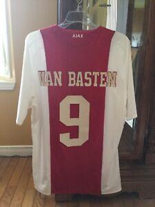 Ajax soccer jersey