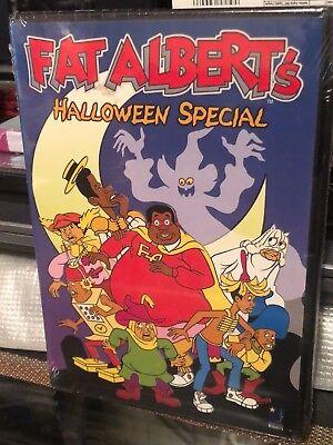 Fat Alberts Halloween Special (DVD) Urban Works DVD! BRAND - Fat Albert Halloween