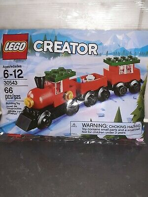 Lego 30543 Creator Holiday Christmas Train new in package -fast ship