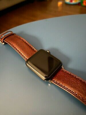 Apple Watch series 1 space gray 38mm