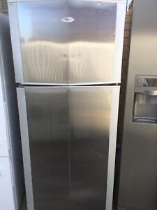 Free delivery.Whirlpool 430L fridge