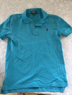 Kids size 7 Ralph Lauren polo North Lakes Pine Rivers Area Preview