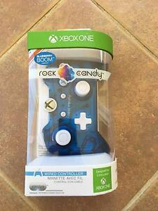 xbox one rock candy wired controller Collingwood Park Ipswich City Preview