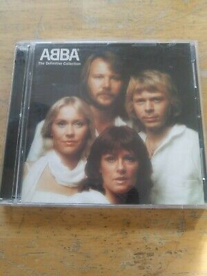 Abba The Definitive Collection 2 Disc CD