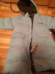 Manteaux d'hiver Estrata pour enfant(manteau long)