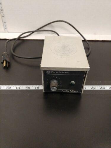 Fisher Scientific Auto Mixer Cat # 14-505-21 (Beaker Mixer Laboratory Stirrer)