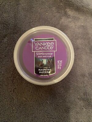 yankee candle haunted hayride Scenterpiece Easy Meltcup