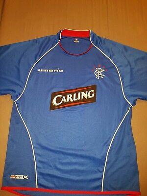 Umbro Glasgow Rangers Trikot - Topteil