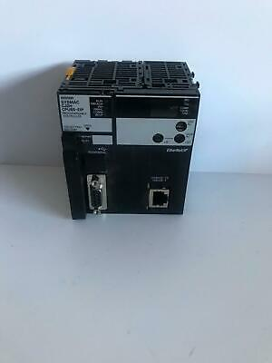 Omron Cj2h Cpu65-eip Programmable Controller