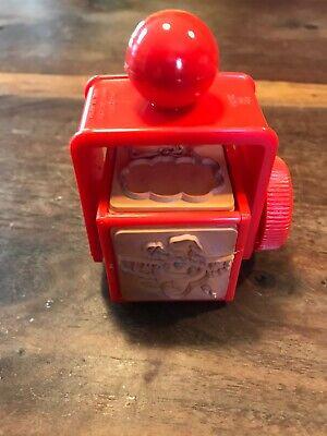 Hello Kitty Rotating Stamp Vintage Sanrio 1976
