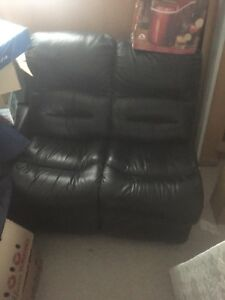 Leather Entertainment Seating
