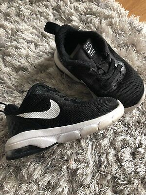 Nike Black Trainers 4.5 Infant