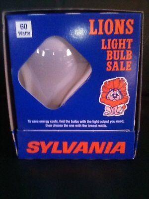 Sylvania  3 pack 2  100 watt two  75 watt and two  60 watt light bulbs 6 bulbs  2 Lights 100 Watt Bulbs