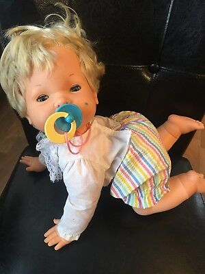 Oopsie Daisy Baby Doll  Vintage 1988 Tested Works Great, used for sale  Shipping to Canada