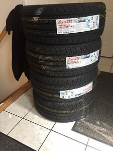 225/40/18 all season Antares tires BRAND new $450 OBO