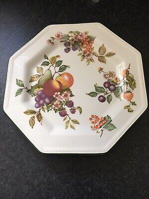 Johnson Brothers fresh fruit dinner plate 10 Inch
