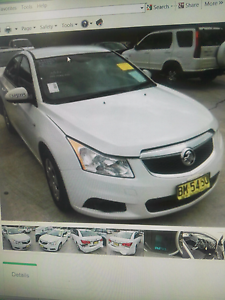 Holden Cruze 1.8l for parts Broadmeadows Hume Area Preview