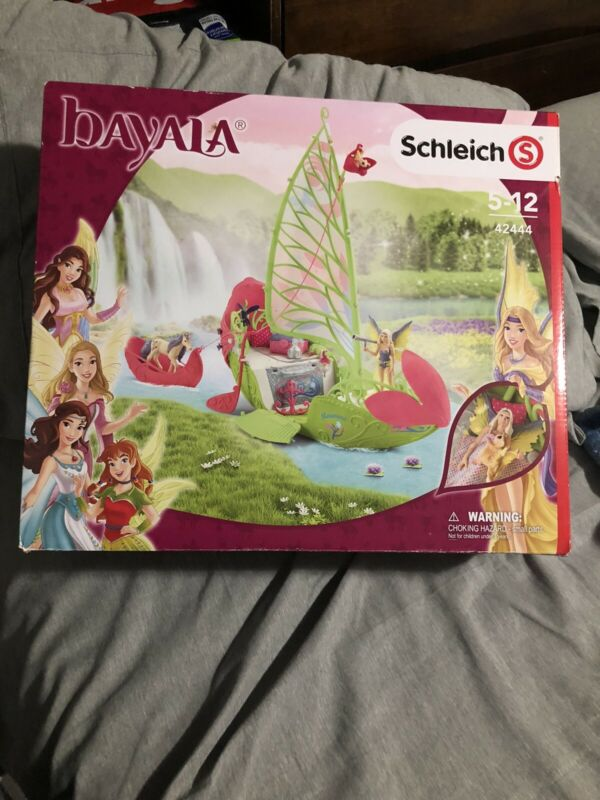 Schleich bayala 19-Piece Playset Fairy Toys for Girls and Boys 5-12 years old...