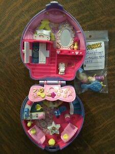 Vintage Polly pockets, Bluebird