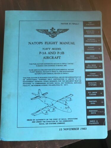 1983 NATOPS Navy Flight Manual