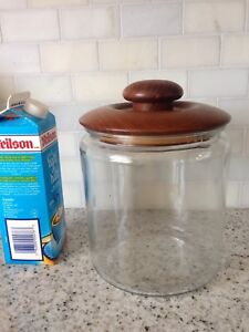 Mid Century Cookie Jar