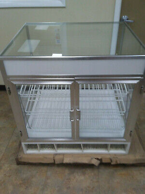 Self Serve Donut Display Case 3 Trays Good For All Pastries