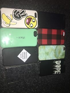 Assorted iPhone 6/6s cases