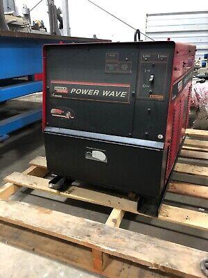 Lincoln Power Wave 455mstt Welder